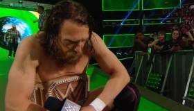 ¡Sigue su camino a WrestleMania 35! Daniel Bryan retuvo el cinturón de WWE ante Kofi Kingston