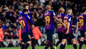 Barcelona vs. Lyon por la Champions League 2019: chocan por octavos de final vía Movistar Liga de Campeones