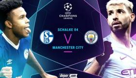 Manchester City vs. Schalke 04 por Champions League 2019: hoy vía FOX Sports y Movistar en Veltins Arena
